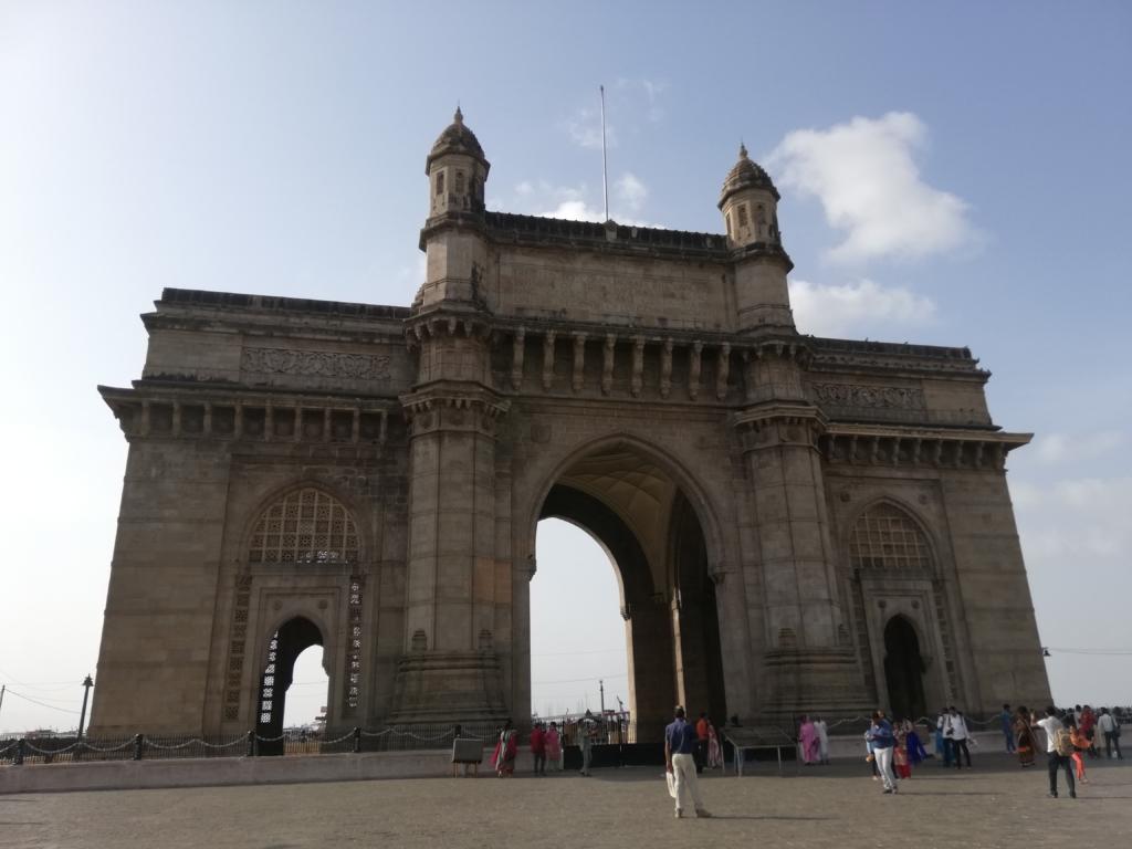 インド門(ムンバイ)
