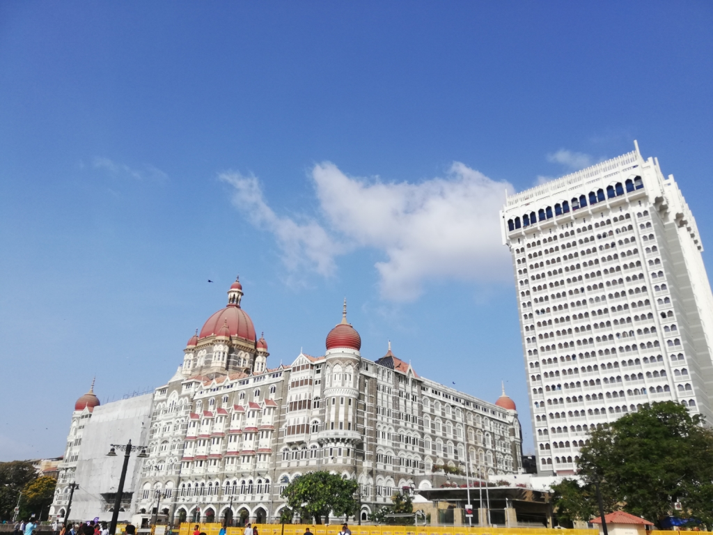 タージマハールホテル(ムンバイ)